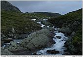 Norwegen - Schmelzwasserbach - Norwegen - Schmelzwasserbach