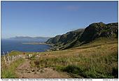 Norwegen - Runde - Runde - Weg im Naturschutzgebiet