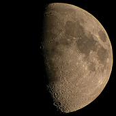 Mond - Unser ständiger Begleiter