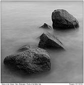 Steine in der Ostsee - Steine an der Ostseeküste