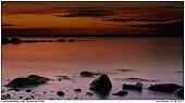 Flensburger Förde - Sonnenuntergang an der Flensburger Förde