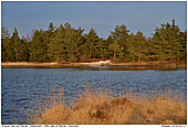 Römö - Dänemark - See auf der Insel Rømø in Dänemark