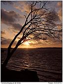 Schlei - Sonnenuntergang an der Schlei