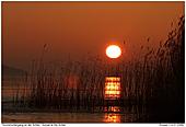 Sonnenuntergang - Sonnenuntergang an der Schlei