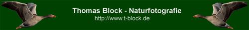 Thomas Block - Naturfotografie